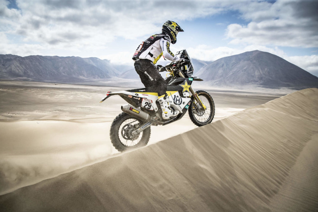Andrew Short, Rally Dakar 2019