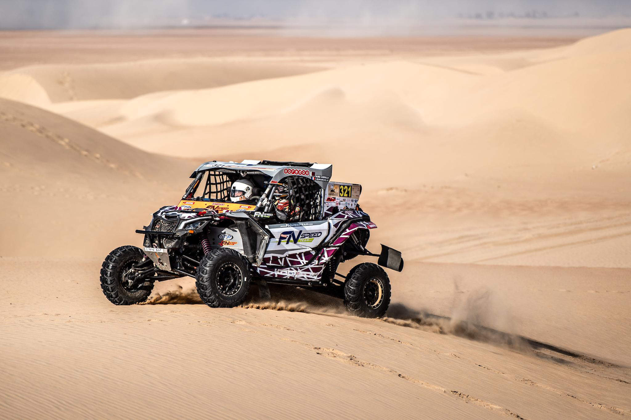 Adel Abdulla, Dubai International Baja 2019