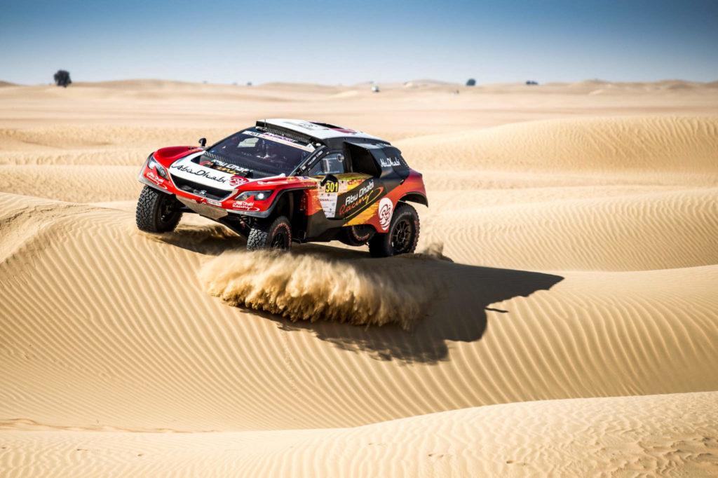 Khalid Al Qassimi, Dubai International Baja 2019