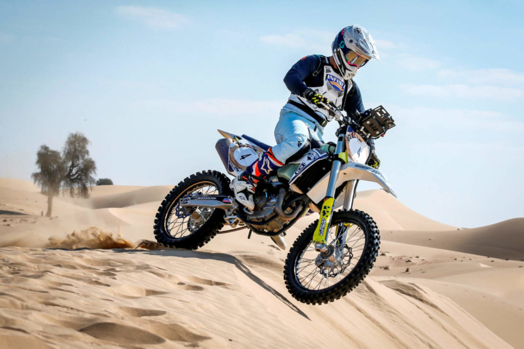 Aaron Maré, Dubai International Baja 2019