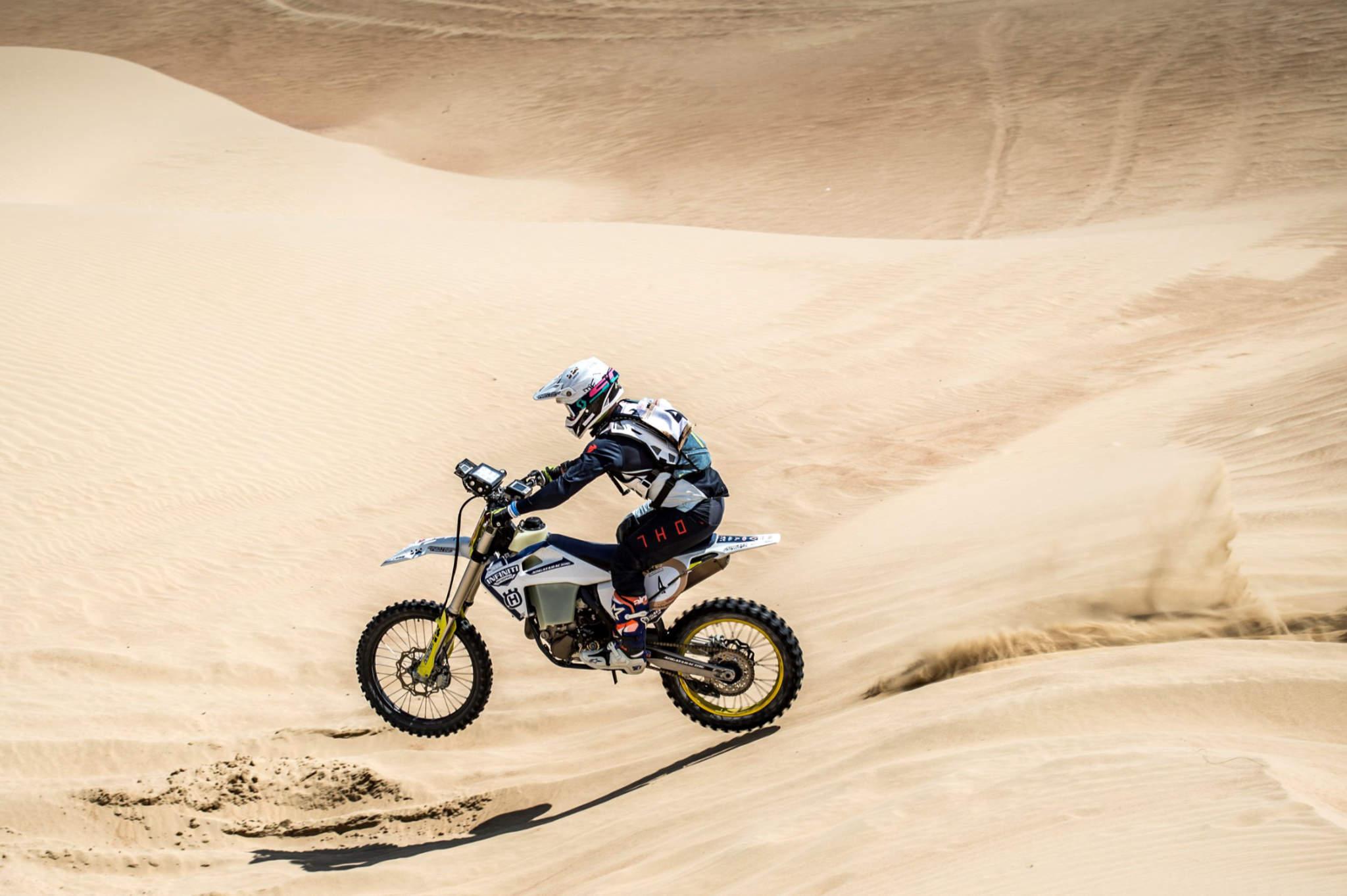Aaron Mare, Dubai International Baja 2019