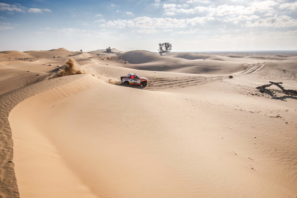 Martin Prokop, Dubai International Baja 2019