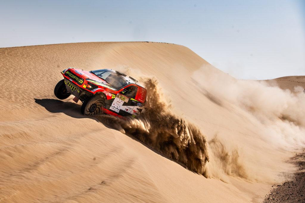 Martin Prokop, Dubai International Baja 2019
