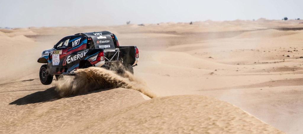 Vladimir Vasiljev, Dubai International Baja 2019
