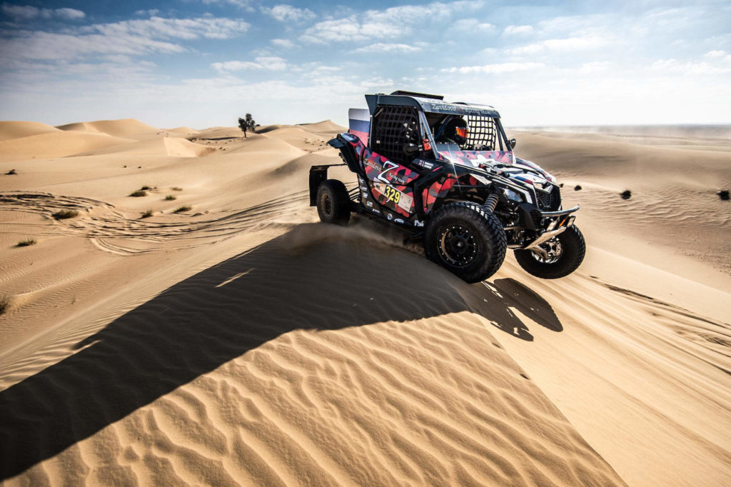 Fjodor Vorobjev, Dubai International Baja 2019