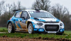 Adrien Van Beveren, Rallye Le Touquet 2019
