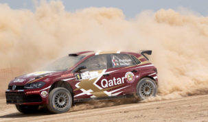 Nasser Al-Attiyah, Qatar International Rally 2019