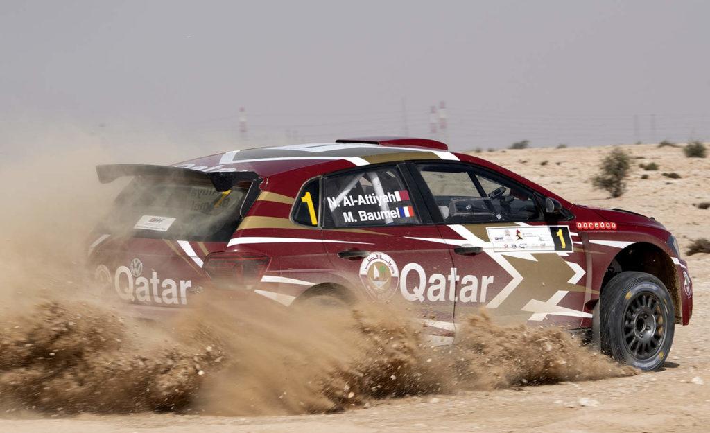Nasser Al-Attiyah, Qatar International Rally 2019