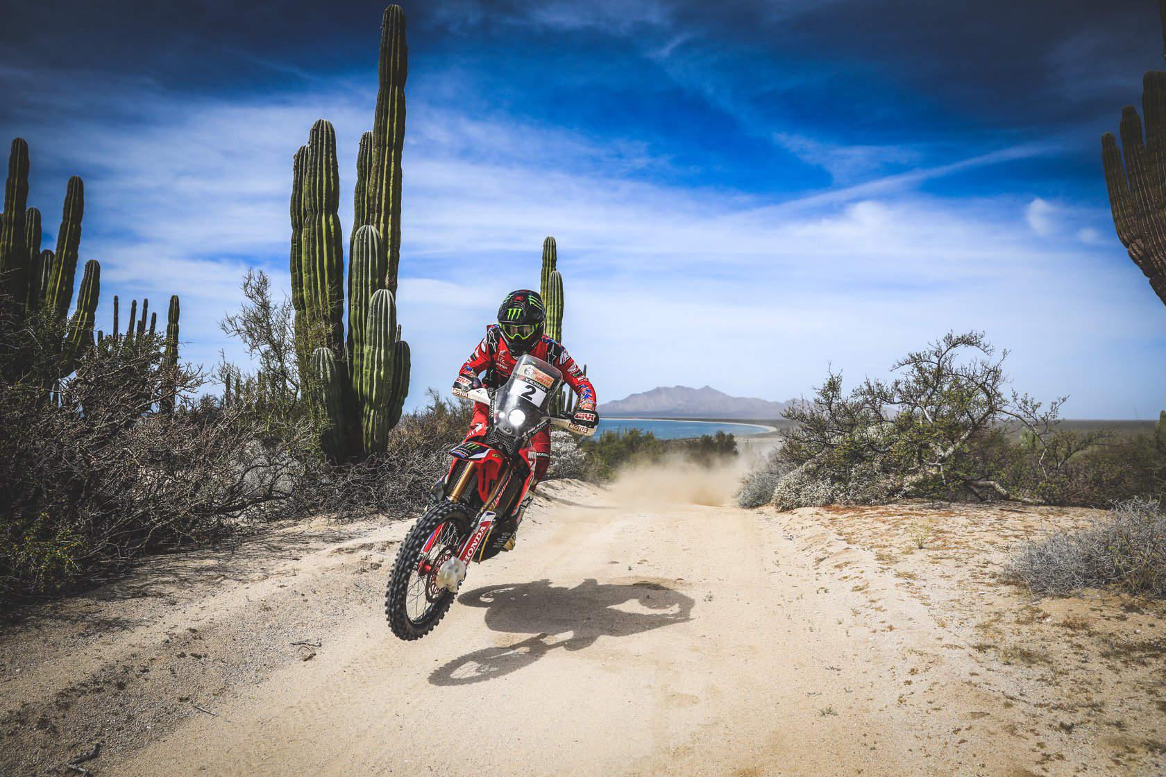 Ricky Brabec, Sonora Rally 2019