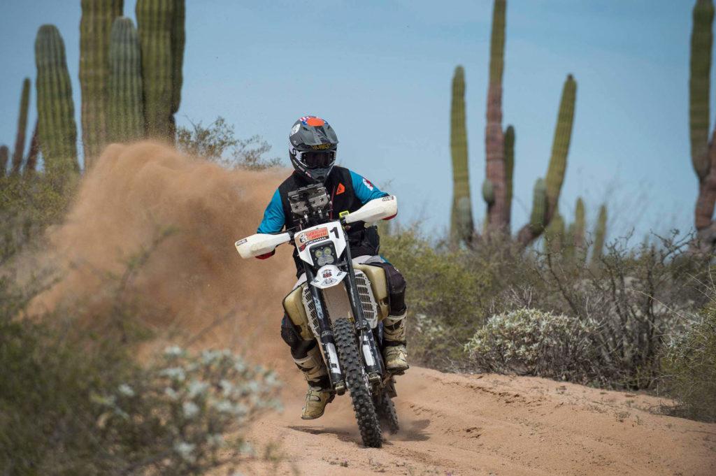 Skyler Howes, Sonora Rally 2019
