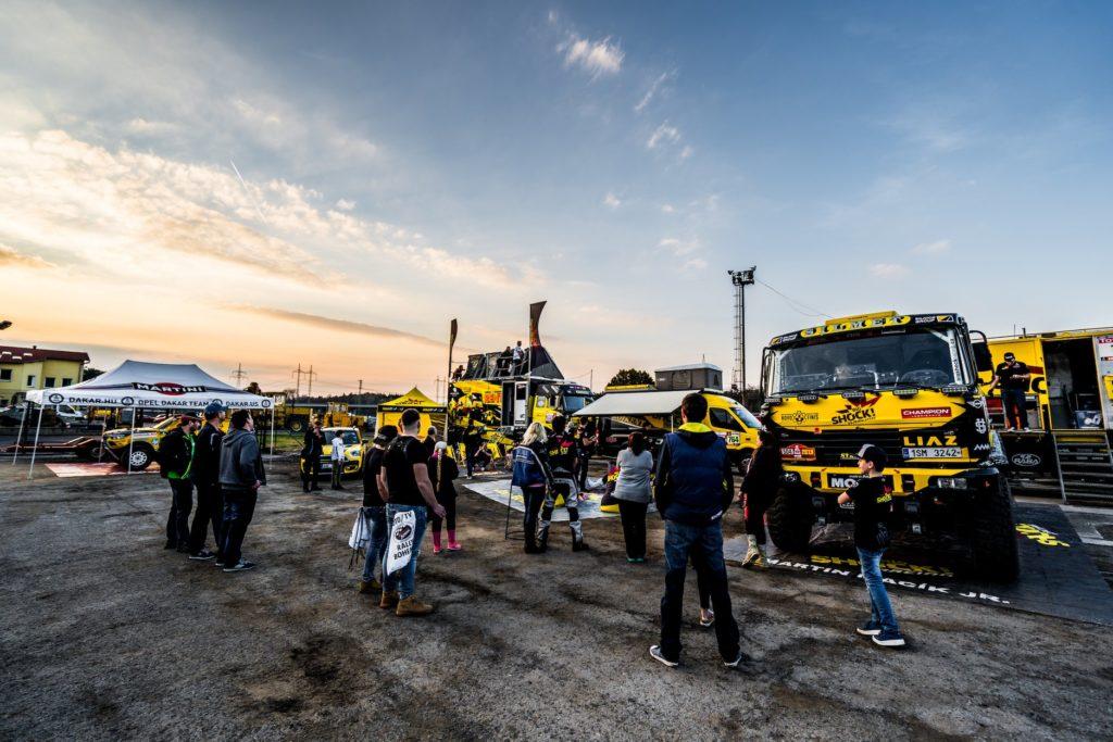 Big Shock Racing, Dakar Setkání 2019