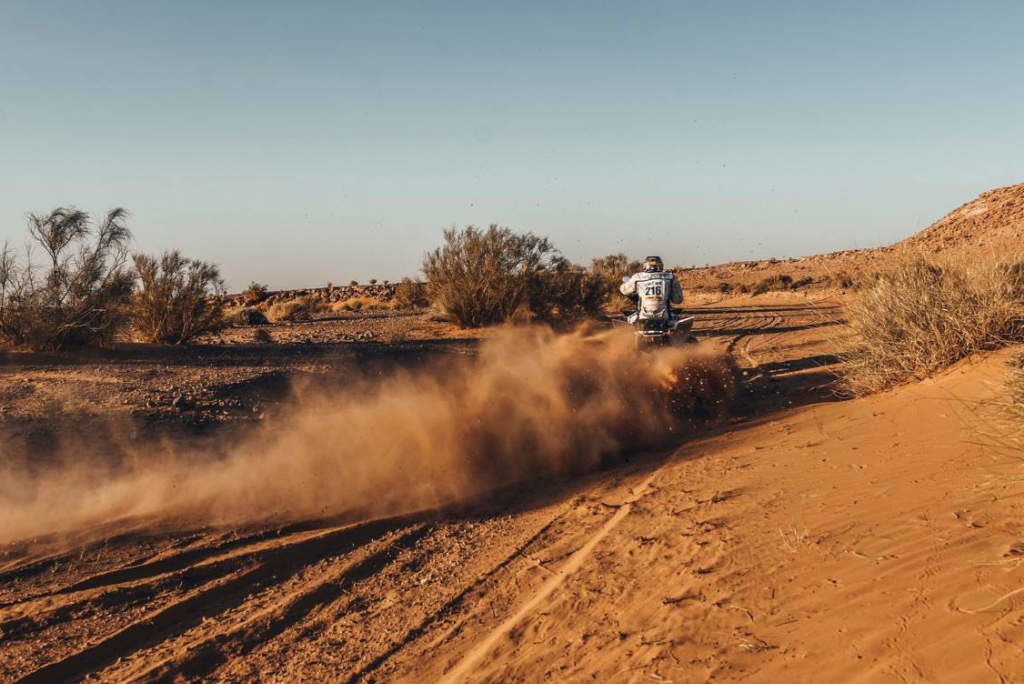 Josef Macháček, Tuareg Rallye 2019