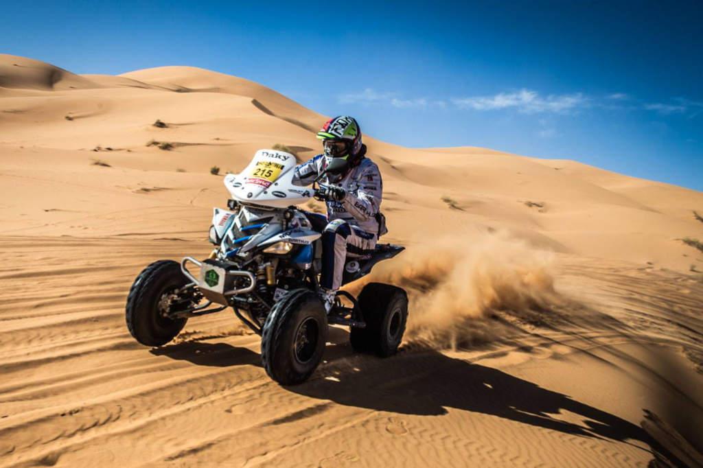 Zdeněk Tůma, Tuareg Rallye 2019