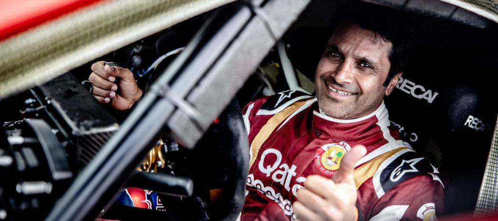 Nasser Al-Attiyah, Rallye du Maroc 2018