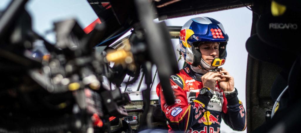 Mathieu Baumel, Qatar Cross-Country Rally 2019