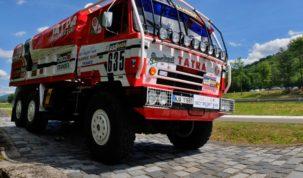 Tatra T 815 6x6 VE Ostrý-II