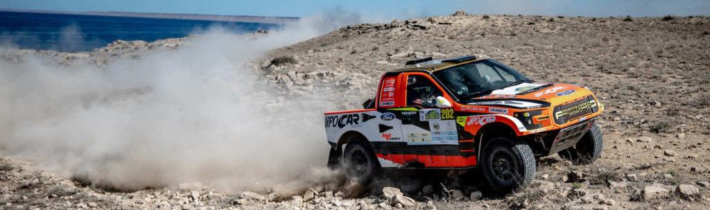 Martin Prokop, Rally Kazakhstan 2018