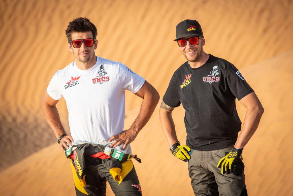 Martin Macík & Jan Brabec