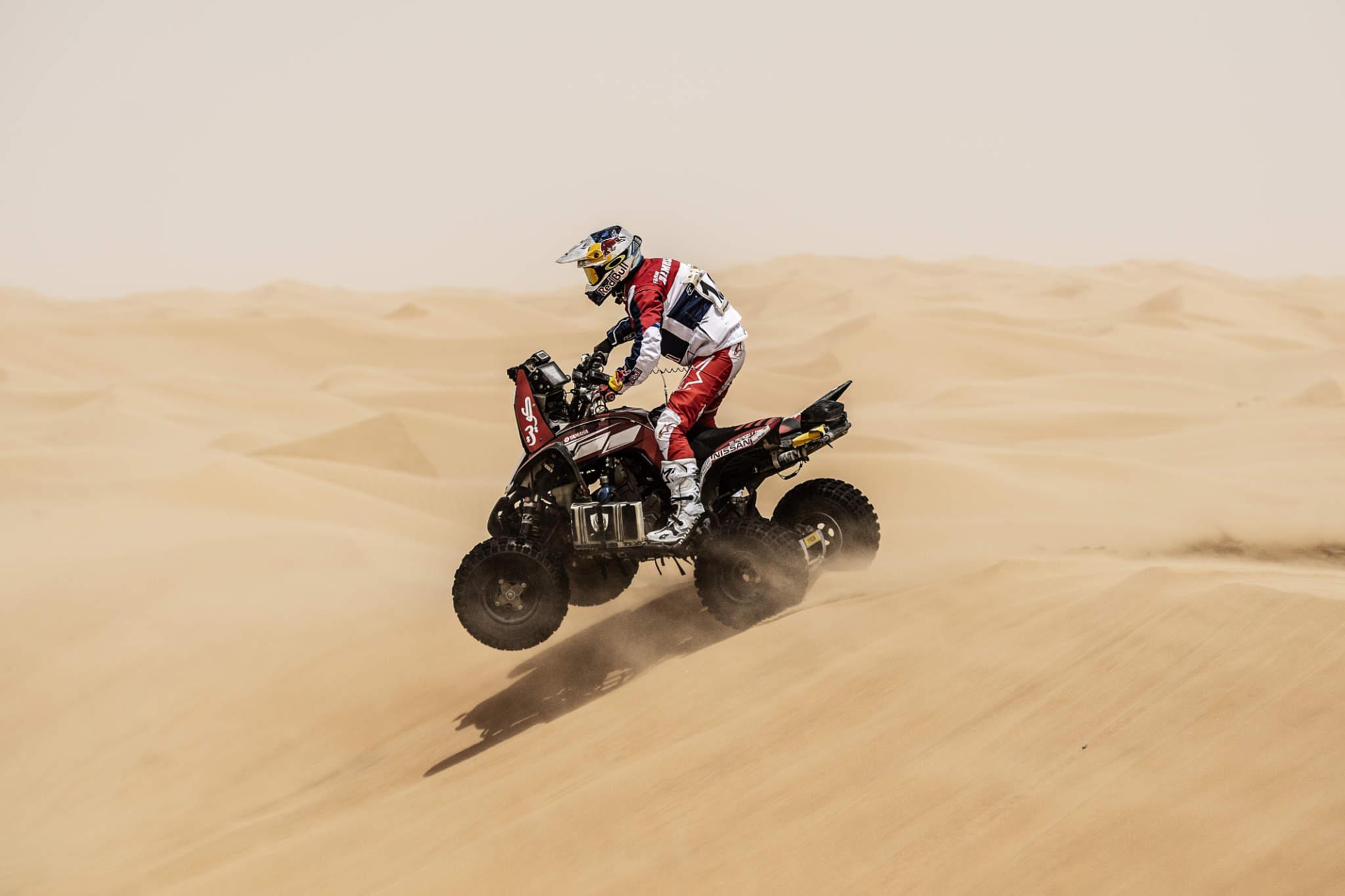 Fahad Al Musallam, Abu Dhabi Desert Challenge 2019