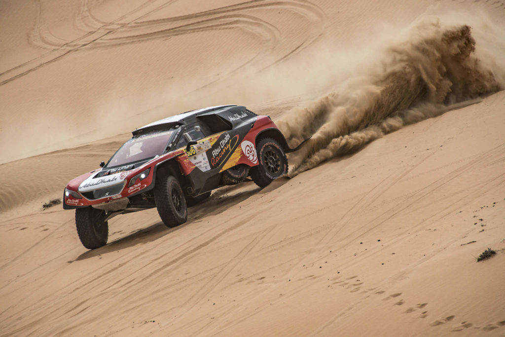 Khalid Al Qassimi, Abu Dhabi Desert Challenge 2019