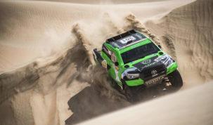 Yazeed Al-Rajhi, Abu Dhabi Desert Challenge 2019