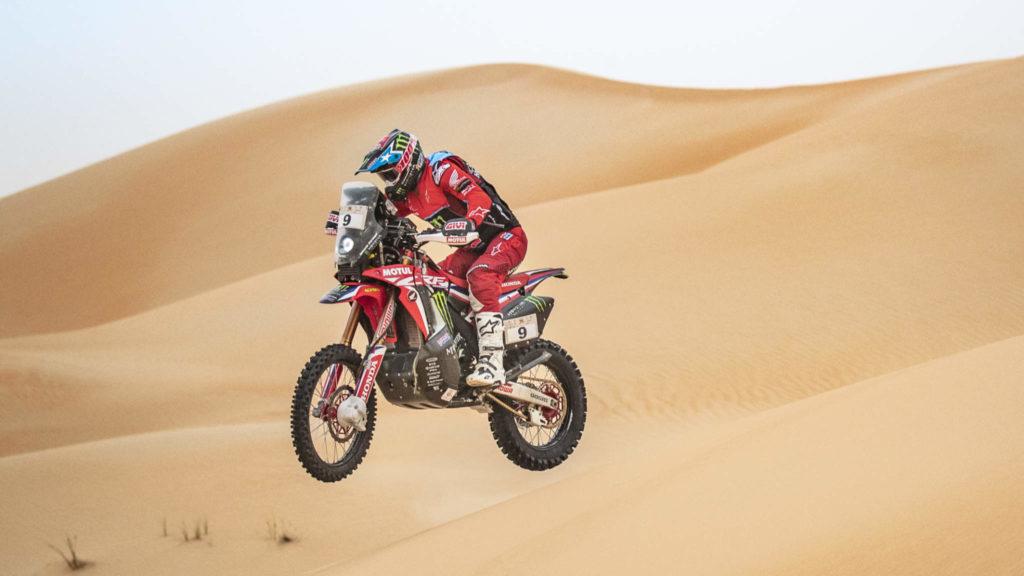 José Ignacio Cornejo, Abu Dhabi Desert Challenge 2019