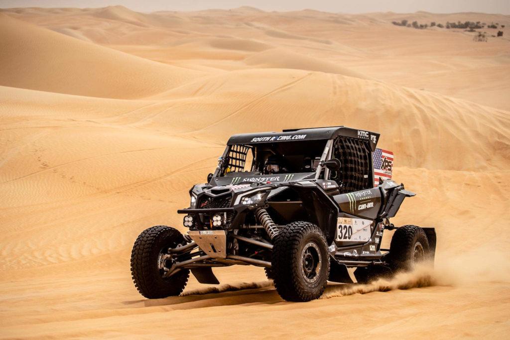 Casey Currie, Abu Dhabi Desert Challenge 2019