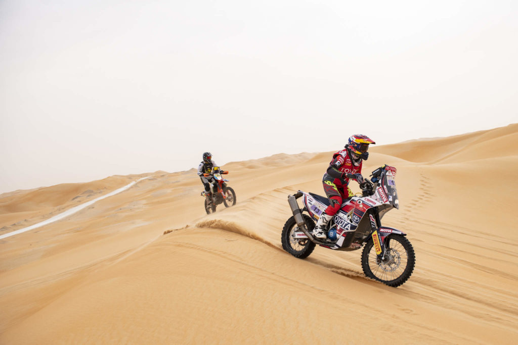 Anastasija Nifontova, Abu Dhabi Desert Challenge 2019
