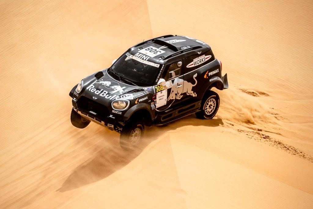 Stéphane Peterhansel, Abu Dhabi Desert Challenge 2019