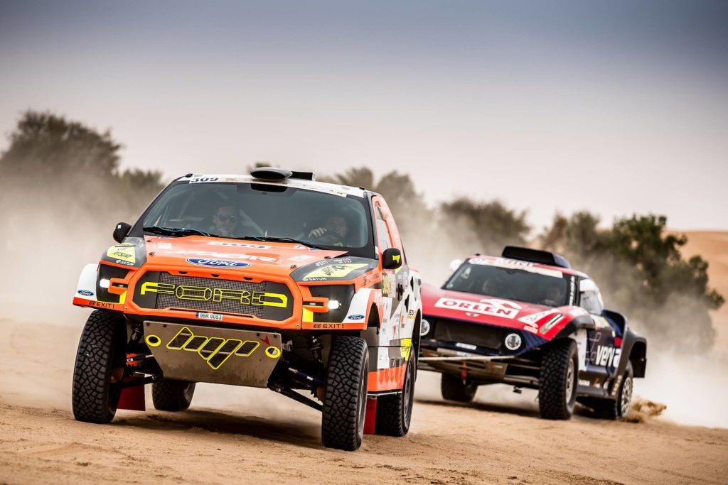 Martin Prokop, Abu Dhabi Desert Challenge 2019