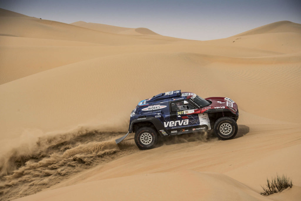 Kuba Przygoński, Abu Dhabi Desert Challenge 2019