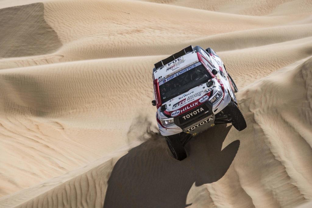 Bernhard ten Brinke, Abu Dhabi Desert Challenge 2019