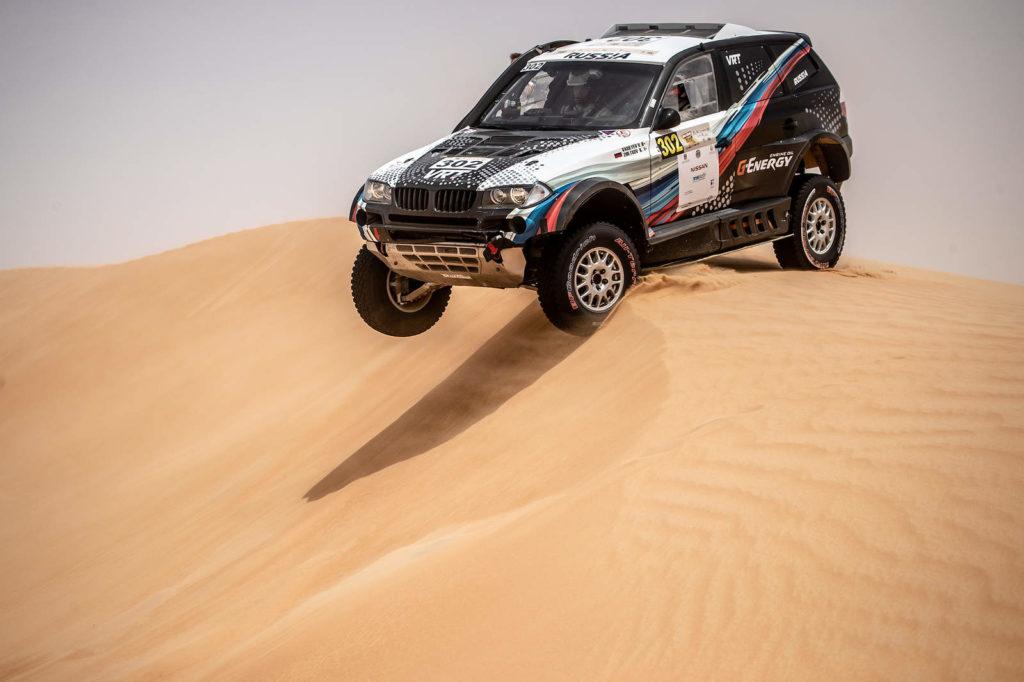 Vladimir Vasiljev, Abu Dhabi Desert Challenge 2019