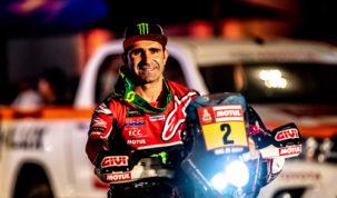 Paulo Gonçalves, Rally Dakar 2019