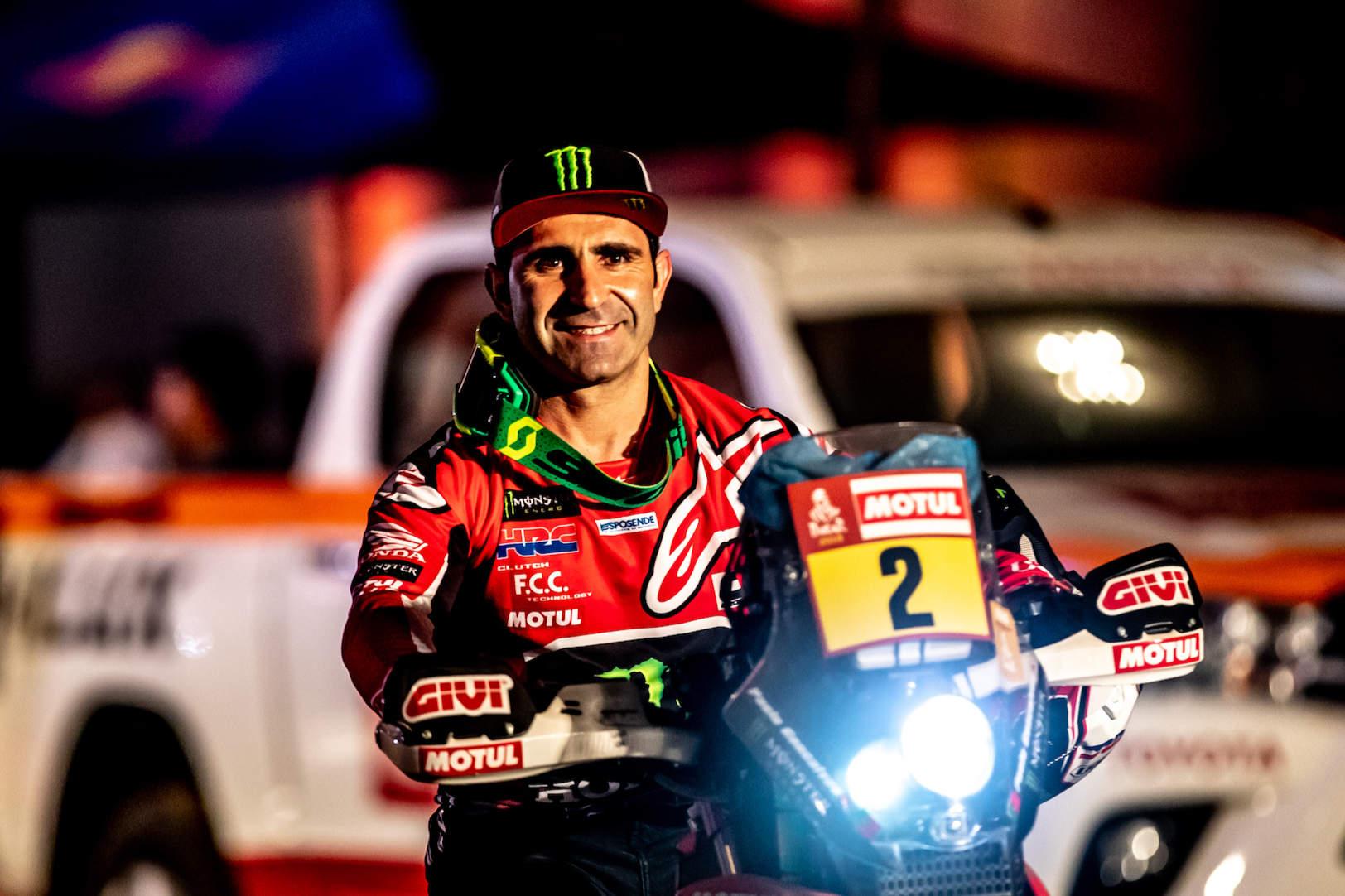 Paulo Gonçalves, Dakar 2019