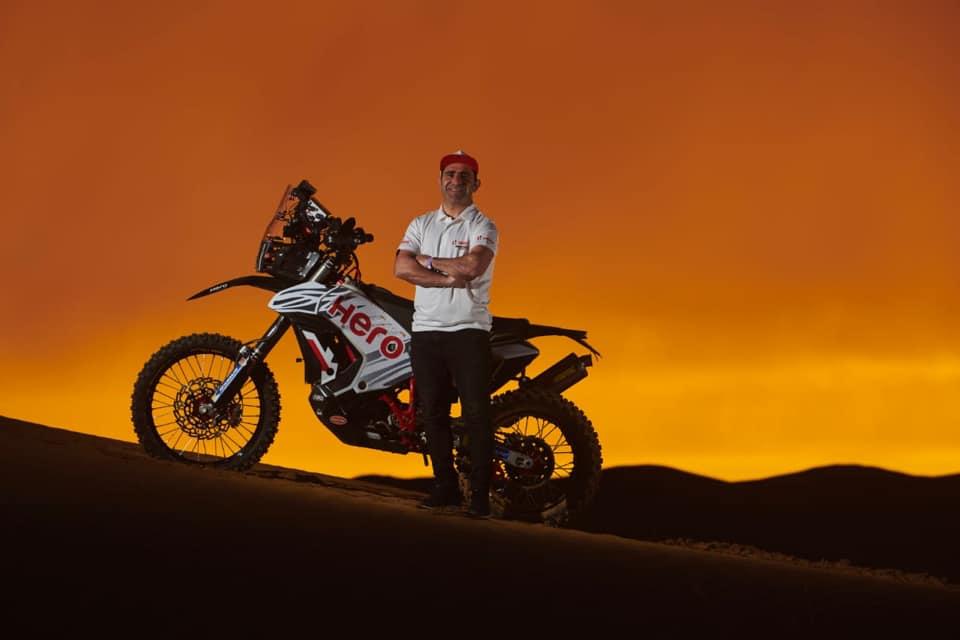 Paulo Gonçalves, Hero MotoSports