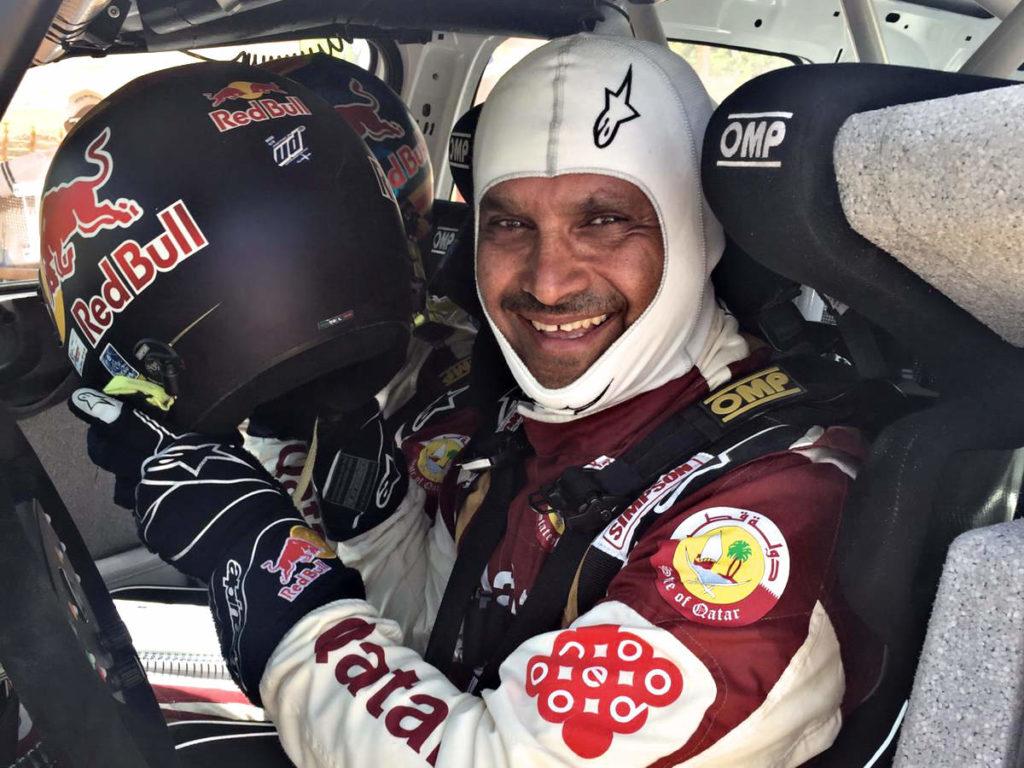 Nasser Al-Attiyah, Jordan Rally 2019