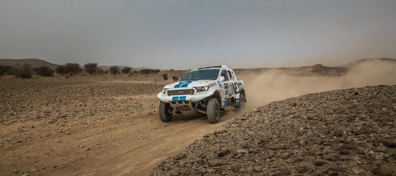 Tomáš Ouředníček, Morocco Desert Challenge 2019