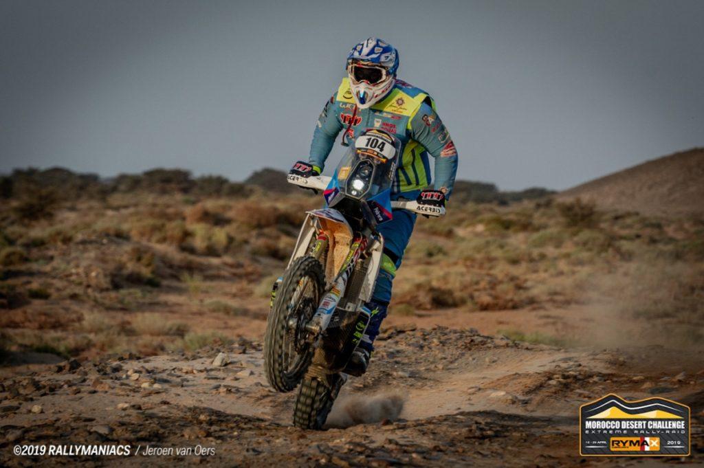 Joan Pedrero, Morocco Desert Challenge 2019