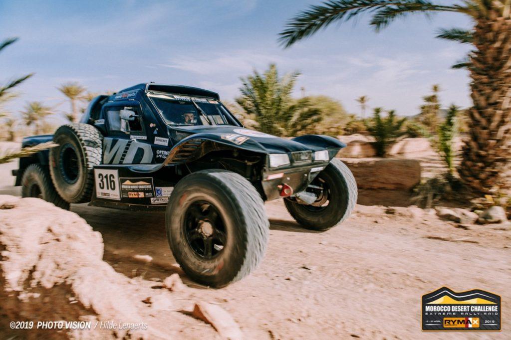 Jérôme Pelichet, Morocco Desert Challenge 2019