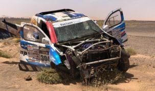 Erik van Loon, Morocco Desert Challenge 2019