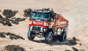 Martin van den Brink, Morocco Desert Challenge 2019