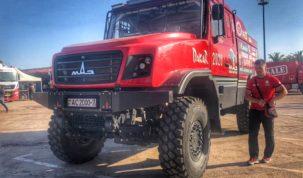 MAZ 6440RR, Morocco Desert Challenge 2019