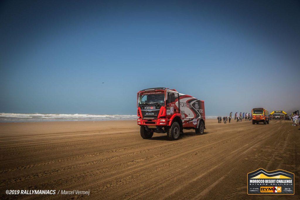 Roeland Voerman, Morocco Desert Challenge 2019