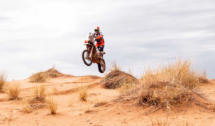 Ross Branch, Merzouga Rally 2019