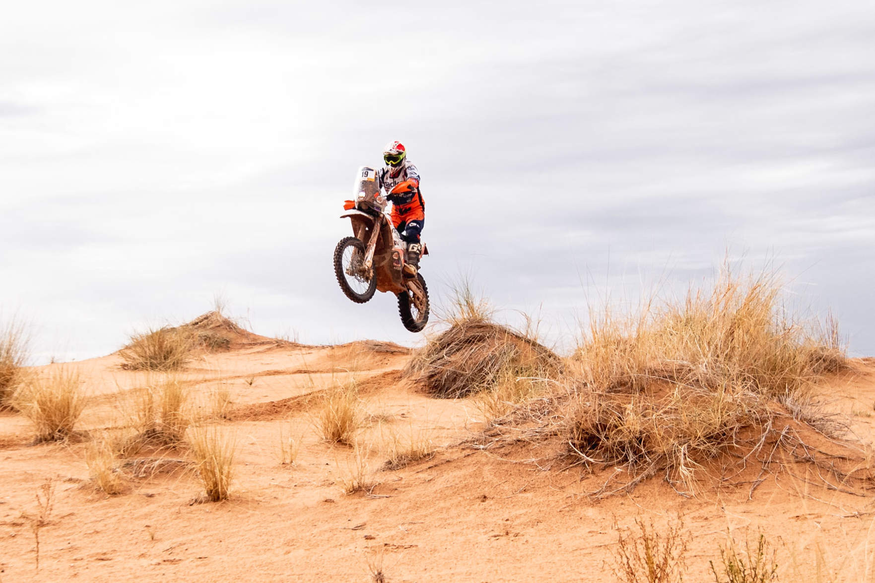 Ross Branch, Merzouga Rally 2019