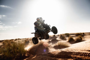Axel Dutrie, Merzouga Rally 2019
