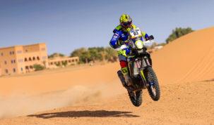 Michael Metge, Merzouga Rally 2019