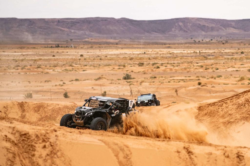 Conrad Rautenbach, Merzouga Rally 2019