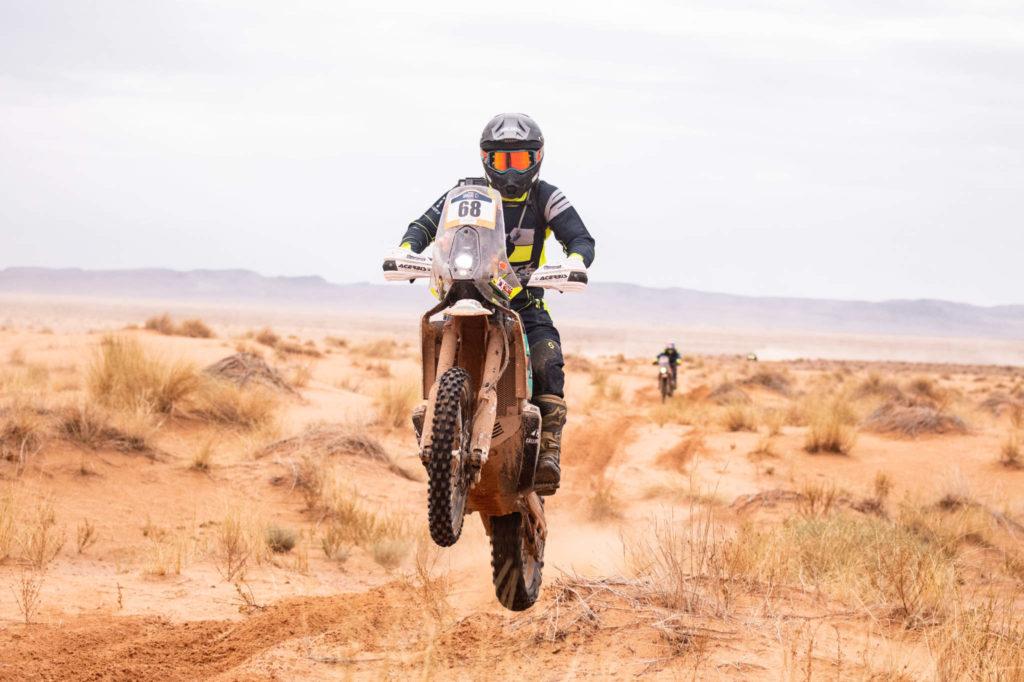 Myunggul Ryu, Merzouga Rally 2019